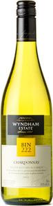Wyndham Estate Bin 222 Chardonnay 2015, Southeastern Australia Bottle