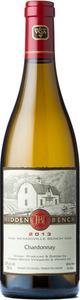 Hidden Bench Chardonnay 2014, VQA Beamsville Bench, Niagara Peninsula Bottle