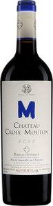 Château Croix Mouton 2012, Ac Bordeaux Supérieur Bottle