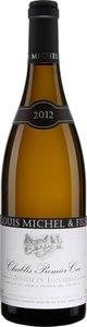Louis Michel & Fils Chablis Premier Cru Montée Du Tonnerre 2012, Chablis Bottle