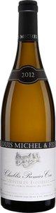 Louis Michel & Fils Chablis Grand Cru Montée Du Tonnerre 2013, Chablis Bottle
