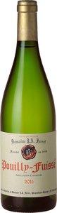 Domaine J.A. Ferret, Pouilly Fuissé 2014 Bottle