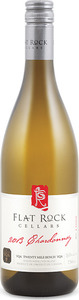 Flat Rock Chardonnay 2013, VQA Twenty Mile Bench, Niagara Peninsula Bottle