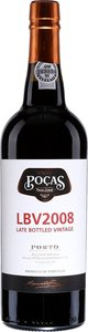Poças Late Bottled Vintage 2010 Bottle