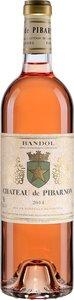 Château De Pibarnon Bandol Rosé 2015 Bottle