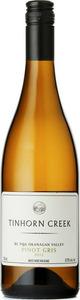 Tinhorn Creek Pinot Gris 2011, BC VQA Okanagan Valley Bottle
