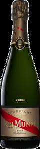 G.H. Mumm Le Millésimé Brut Champagne 2006, Ac Bottle