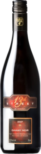 13th Street Gamay Noir 2006, VQA Niagara Peninsula Bottle