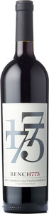 Bench 1775 Cabernet Sauvignon Merlot 2011, Okanagan Valley Bottle