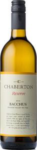 Chaberton Reserve Bacchus 2012, Fraser Valley Bottle