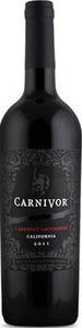 Carnivor Cabernet Sauvignon 2014, San Joaquin , Lodi Bottle