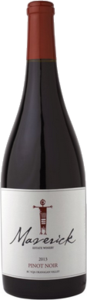Maverick Pinot Noir 2014 Bottle