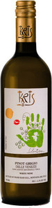Kris Pinot Grigio 2015, Igt Delle Venezie Bottle