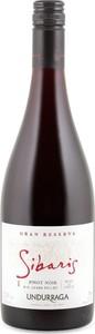 Undurraga Sibaris Gran Reserva Pinot Noir 2014, Leyda Valley Bottle