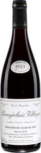 Domaine Du Clos Du Fief Beaujolais Villages 2014 Bottle