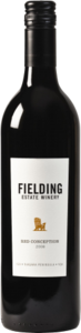 Fielding Red Conception 2009, VQA Niagara Peninsula Bottle