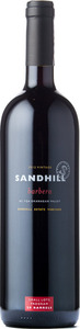 Sandhill Small Lots Barbera 2013, VQA Okanagan Valley, Sandhill Estate Vineyard Bottle