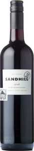 Sandhill Syrah Sandhill Estate Vineyard 2014, BC VQA Okanagan Valley Bottle