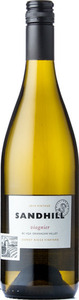 Sandhill Viognier Osprey Ridge Vineyard 2015, BC VQA Okanagan Valley Bottle