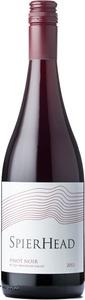 Spierhead Winery Pinot Noir 2014, VQA Okanagan Valley Bottle
