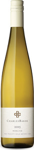 Charles Baker Riesling Ivan Vineyard 2015, Niagara Escarpment Bottle