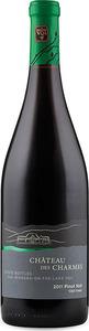 Château Des Charmes Estate Bottled Old Vines Pinot Noir 2011, VQA Niagara On The Lake Bottle