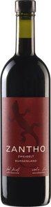 Zantho Zweigelt Qualitätswein 2015, Burgenland Bottle
