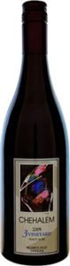 Chehalem 3 Vineyard Pinot Noir 2011, Willamette Valley Bottle