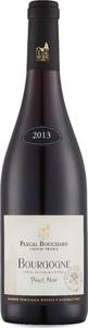 Pascal Bouchard Saint Pierre Reserve Bourgogne Pinot Noir 2013, Ac Bourgogne Bottle