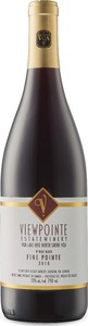 Viewpointe Estate Fine Pointe Pinot Noir 2010, VQA Lake Erie North Shore Bottle