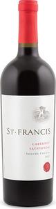St Francis Sonoma Cabernet Sauvignon 2013 Bottle