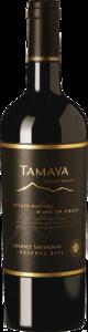 Tamaya Reserva Cabernet Sauvignon 2014, Limarí Valley Bottle
