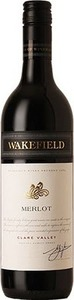 Wakefield Merlot 2015, Clare Valley, South Australia Bottle