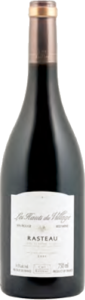 Cave De Rasteau Ortas Les Hauts Du Village Rasteau 2010, Ac Bottle