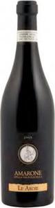 Le Arche Amarone Della Valpolicella 2012, Docg Bottle