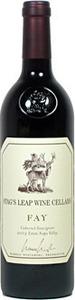 Stag's Leap Fay Cabernet Sauvignon 2012 Bottle