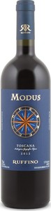Ruffino Modus 2012, Igt Toscana Bottle