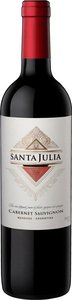Santa Julia Cabernet Sauvignon 2015 Bottle