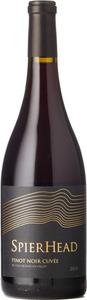 Spierhead Pinot Noir Cuvée 2014, BC VQA Okanagan Valley Bottle