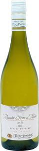 Remy Pannier Muscadet, Sur Lie 2014, Sevre Et Maine Bottle