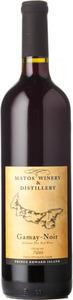 Matos Winery & Distillery Gamay Noir Bottle