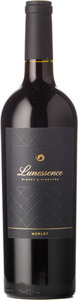 Lunessence Merlot 2014, Okanagan Valley Bottle