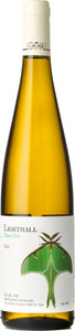 Lighthall Pinot Gris 2014 Bottle