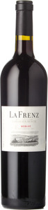 La Frenz Merlot Rattlesnake Vineyard 2014, Okanagan Valley Bottle