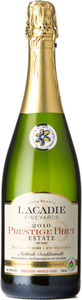 L'acadie Prestige Brut Estate 2010 Bottle
