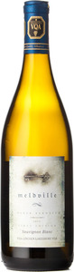 Meldville Derek Barnett First Edition Sauvignon Blanc 2015, VQA Lincoln Lakeshore Bottle
