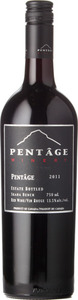 Pentâge Estate Bottle Pentâge Blend 2011, Skaha Bench Bottle