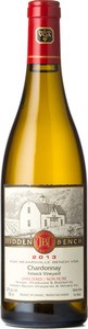 Hidden Bench Felseck Vineyard Chardonnay 2013, VQA Beamsville Bench, Niagara Peninsula Bottle