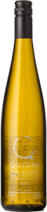 Quidni Estate Winery Old Cicero Aromatic 2015, Okanagan Valley Bottle