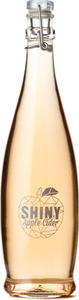 Small Talk Vineyards Shiny Apple Cider Peach, Niagara Peninsula (200ml) Bottle